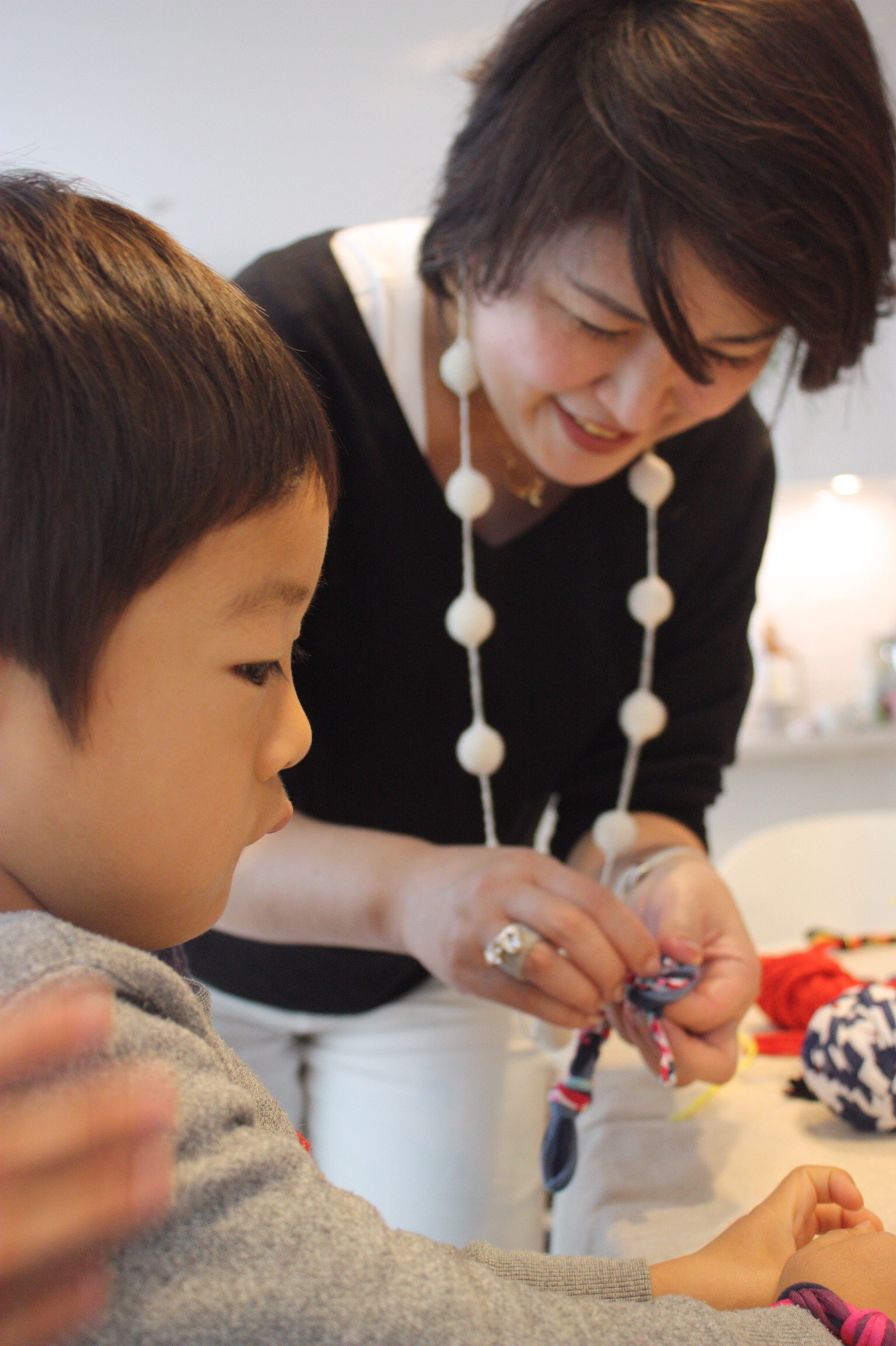 KNIT CRAFTING WEEKEND 6月クラスご案内