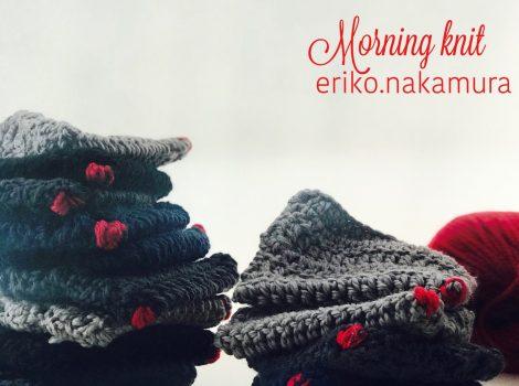 Morning knit 2018.1.5