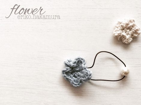 【Morning knit〜flower〜】