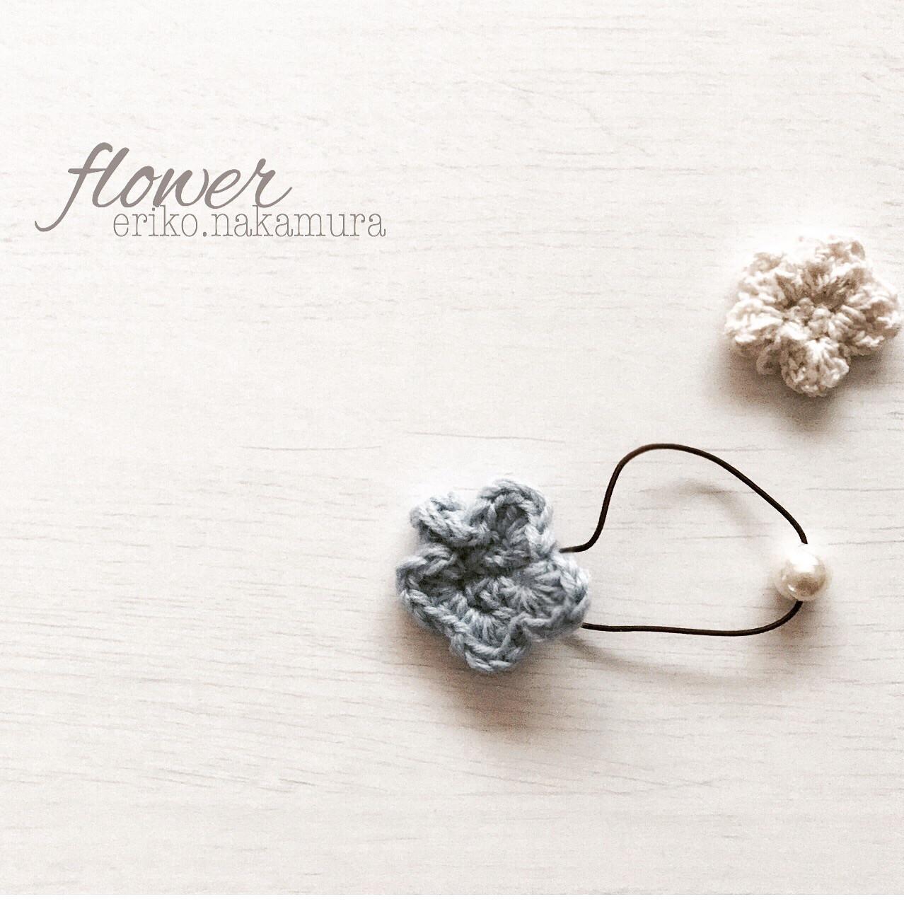 【Morning knit〜flower〜】