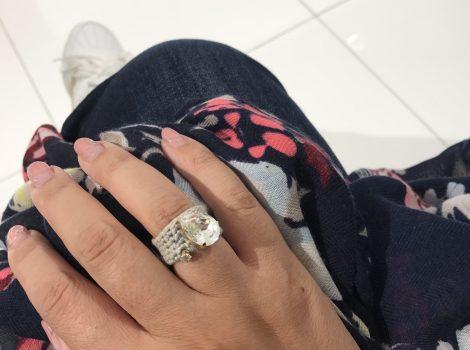 広島にてknit ring レッスンします!