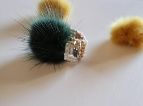 「marimo 」knit-ring®